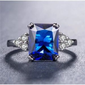 Sterling silver S925 Gorgeous Ring